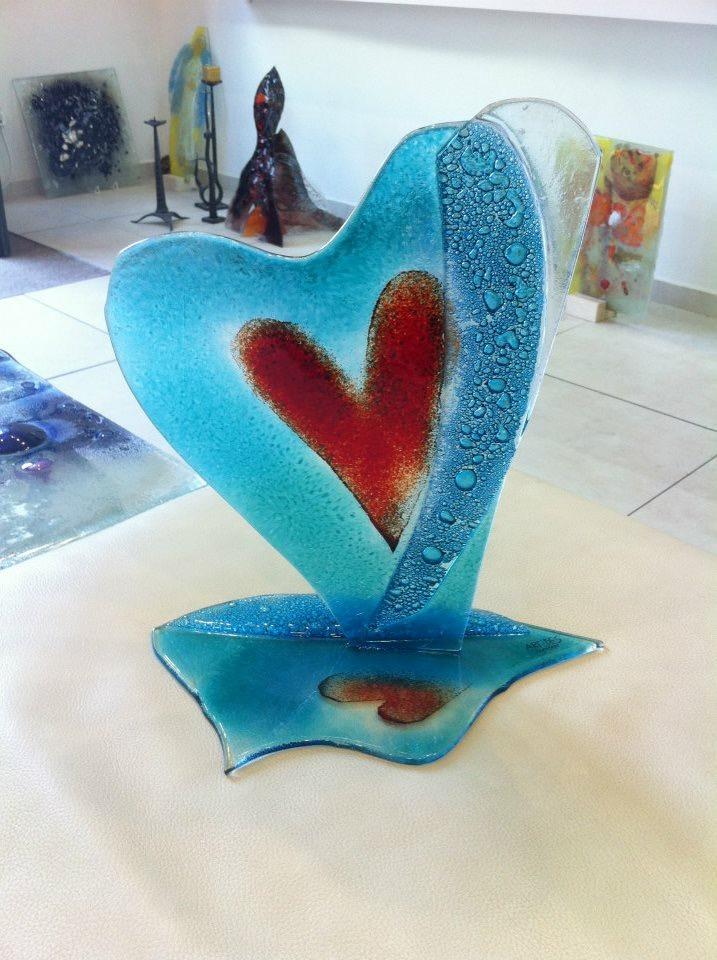 """sculpture """"heart"""""""